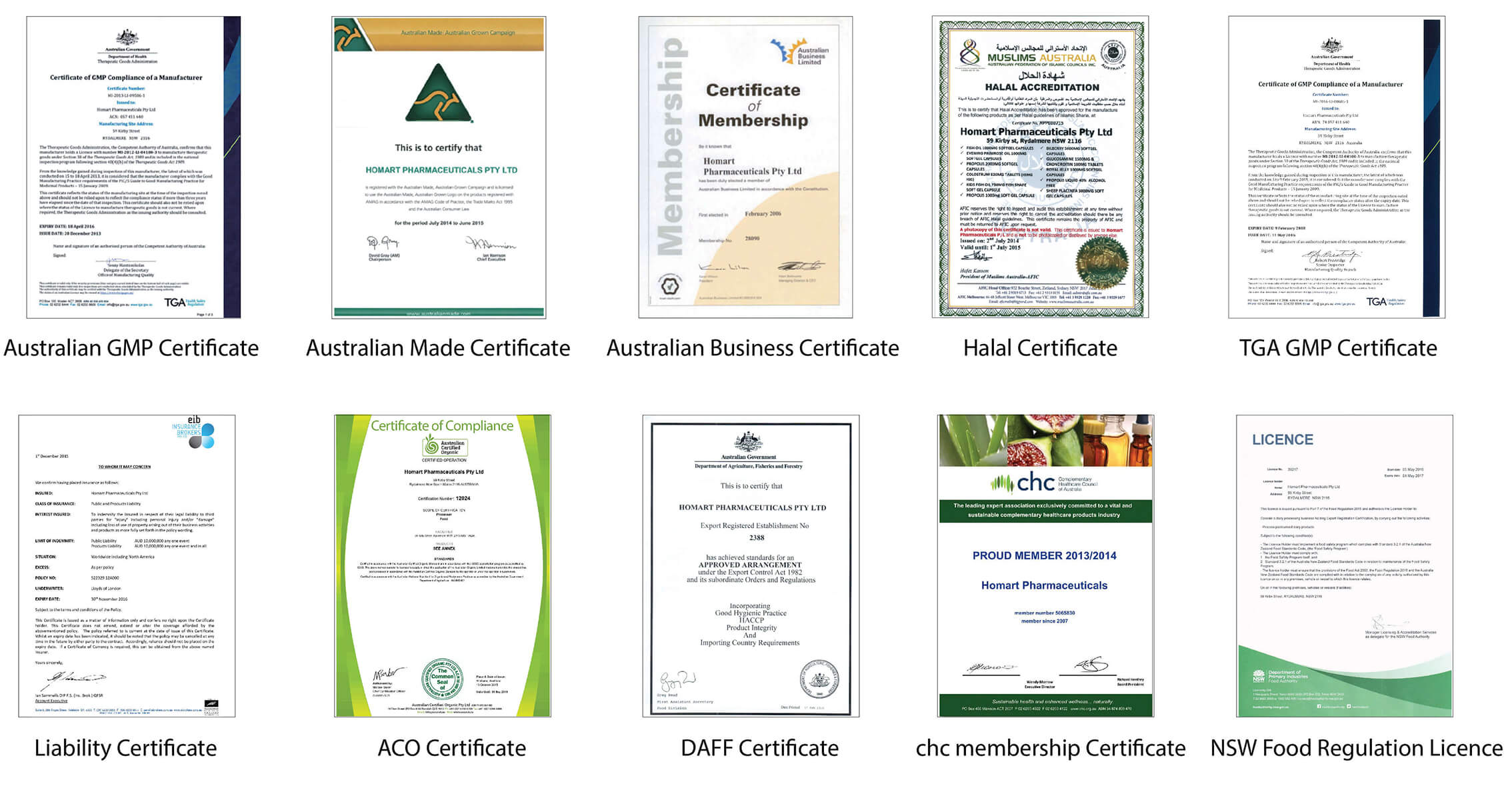 Certificatesg done by our in house dedicated team that aims to assure the product are not only carrying the highest quality possible but also are manufactured for xflitez Choice Image
