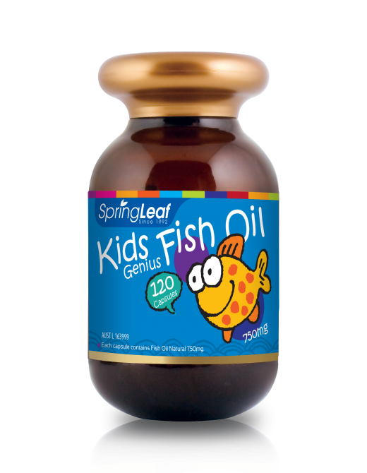 Kid fish oil 750mg-120cap_front