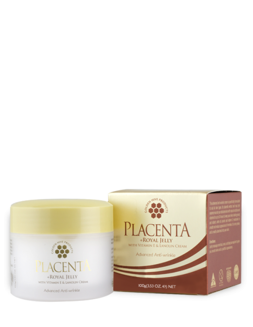 Placenta-+Royal-Jelly-with-Vitamin-E-&-Lanolin-Cream