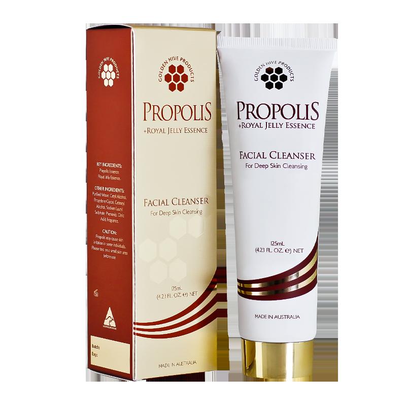Propolis-Facial-Cleanser