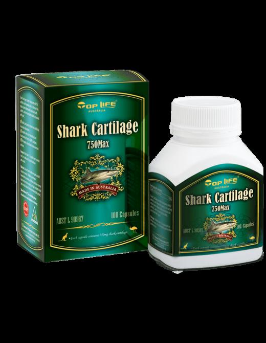 TLB Shark Cartilage_no cps