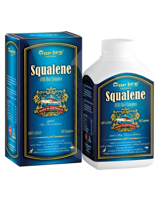 TLB-squalene-complex
