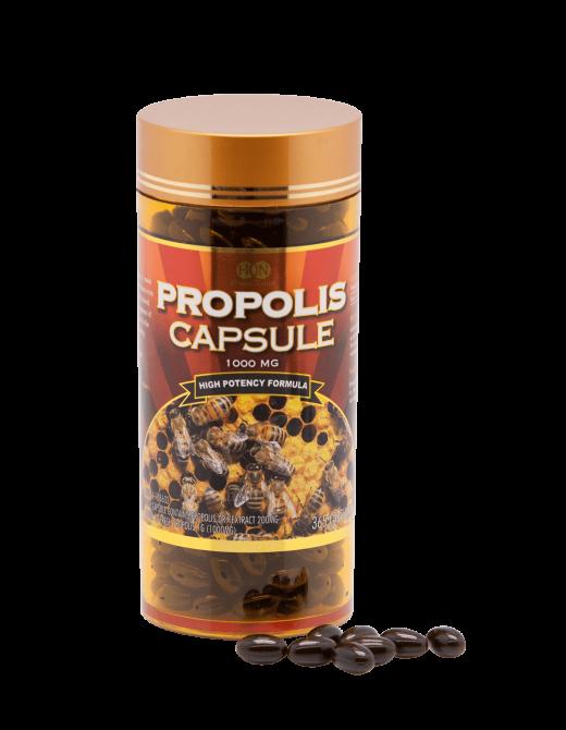 HNE Propolis capsule 1000 365s_small