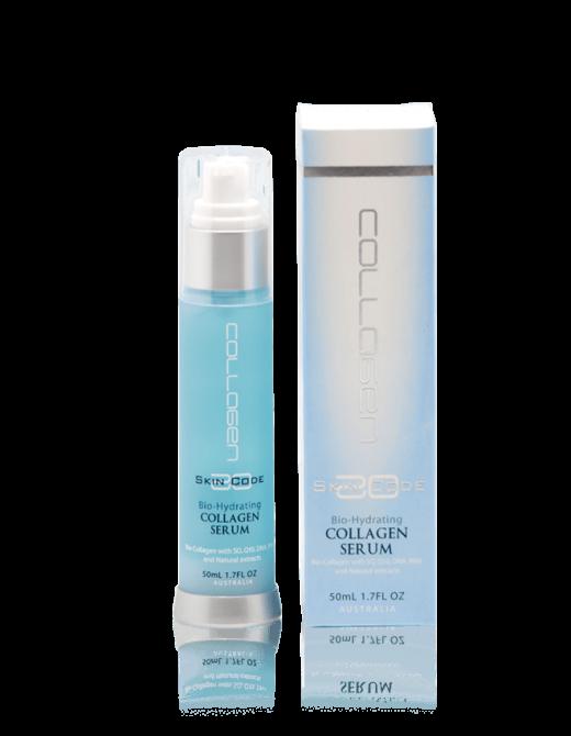 SKINCODE collagen serum box 01