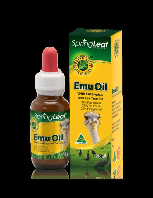 SL EmuOil