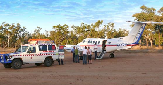 Royal Flying Doctor Service-WEB