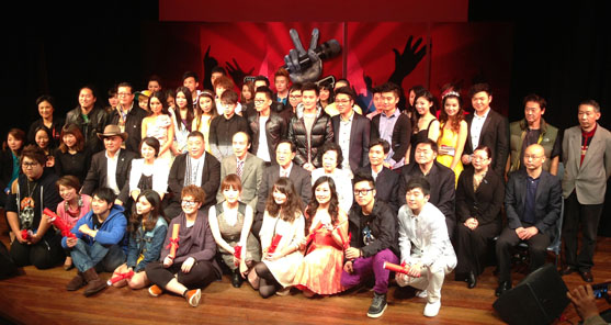 theVoice of China-WEB